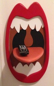 mouth shelf by jankins©2012